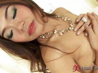 Hot Asian Girl Sexy Solo