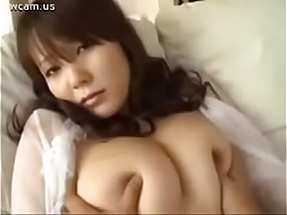 Asian big boobs fucked