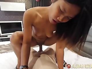 Amazing Cock-riding Asian
