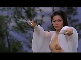 Asian Horror Bizzarity With Big Tits
