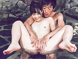 Steamy porn moments along naked wife, Yui Kasugano - More at javhd.net