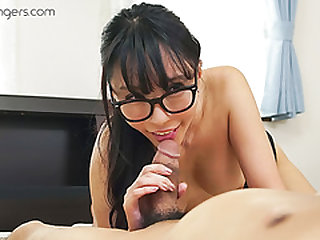 VR PORN - Young Japanese Gets Penetrated by a Big Dick and Creampied