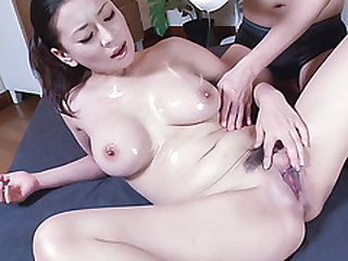 Rei Kitajima, hot mature, crazy hardcore porn play  - More at javhd.net