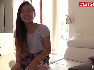 LETSDOEIT - The Thrill Of The Chasing Orgasm With Hot Asian Teen May Thai