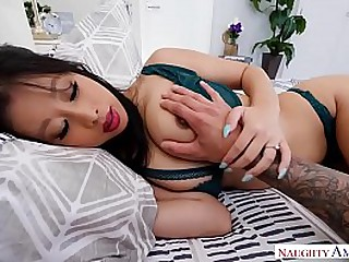 Your asian wife Jade Kush needs some cock NOW