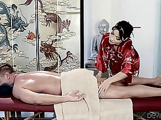 Rina ellis menacingfearsome #asian undress mall #massage 5